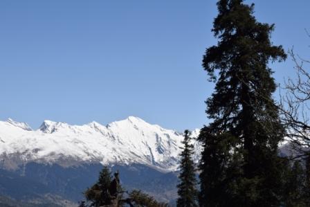 Shimla kullu Manali tour in winter time