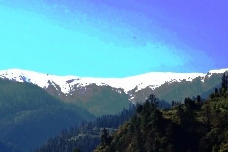 Chandigarh Shimla Kullu Manali tour package