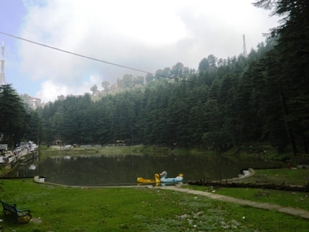 Manali Shimla tour package from Kalka
