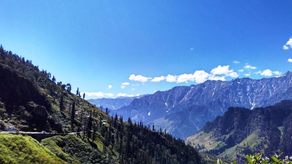 Shimla manali tour from Chandiharh