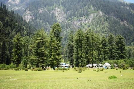 Himachal 10 days tour from Delhi