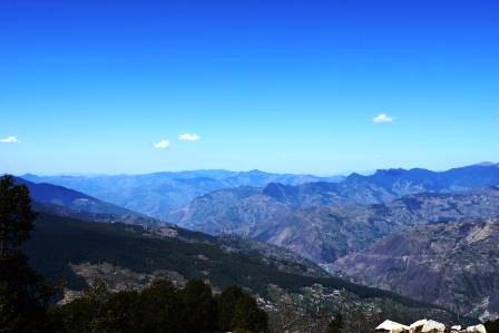 Taxi for Shimla sightseeing