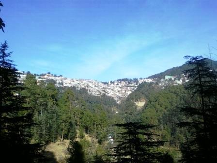 Shimla rail motor